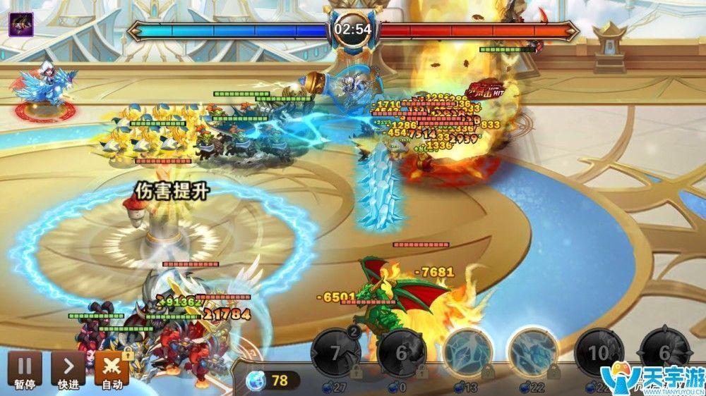 《魔法门之英雄无敌》V0玩家云中城17-2攻略